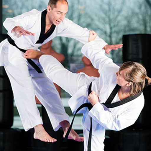 Tips on Sparring in Tae Kwon Do