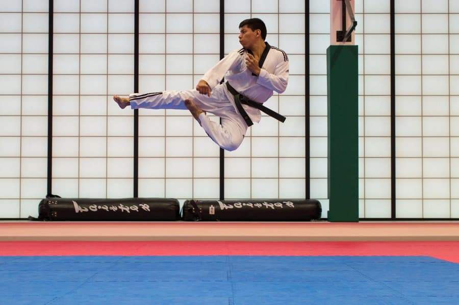 What Is The Difference Between TaeKwonDo and Karate - Tae Kwon Do Nation