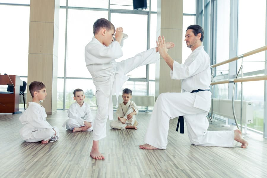 Choosing a Tae Kwon Do School