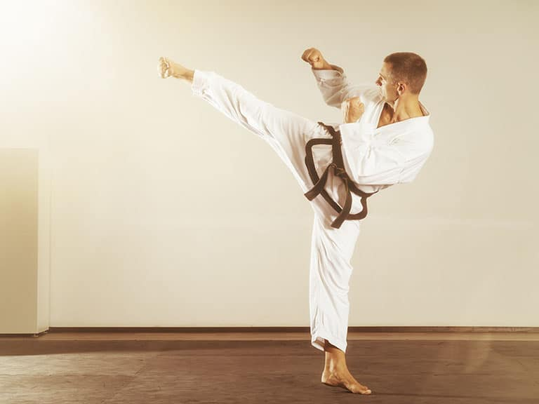 The Basic TaeKwonDo Kicks
