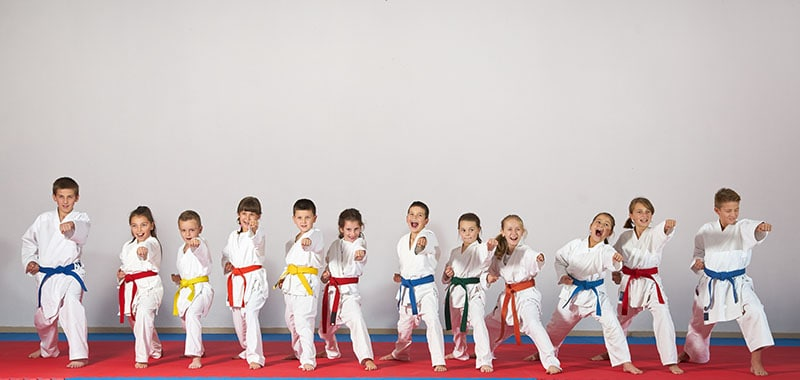 Tae Kwon Do Sparring Gear for Kids