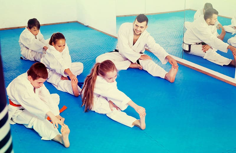 How Tae Kwon Do Benefits Kids