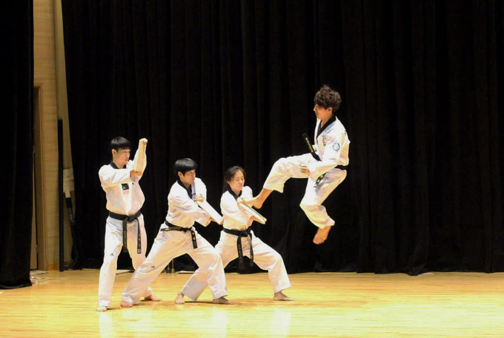 How to Break Boards in TaeKwonDo
