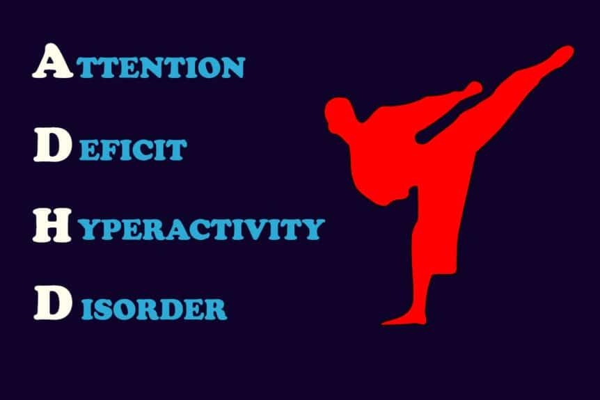 Taekwondo and ADHD
