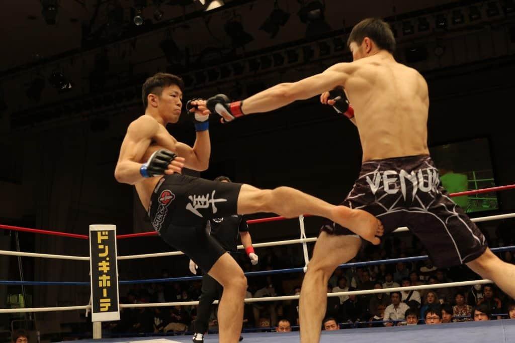 Taekwondo and MMA
