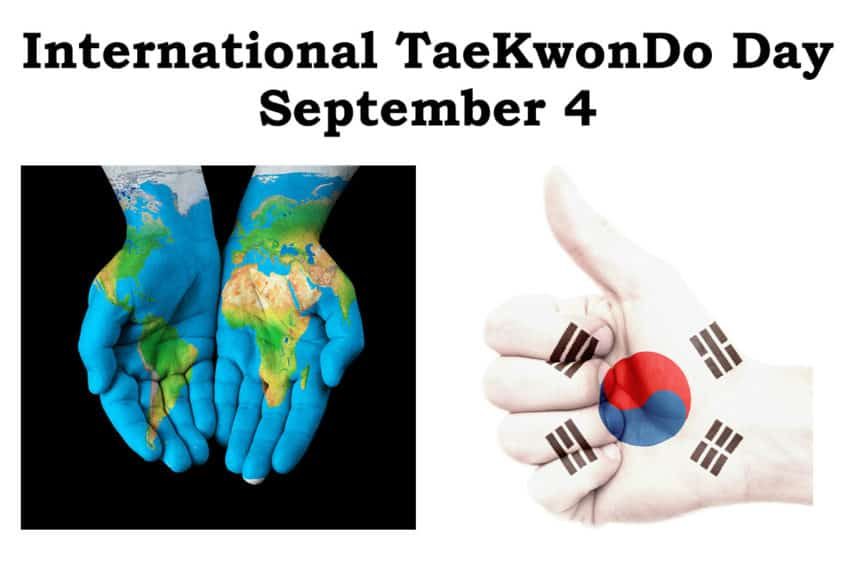 International Taekwondo Day