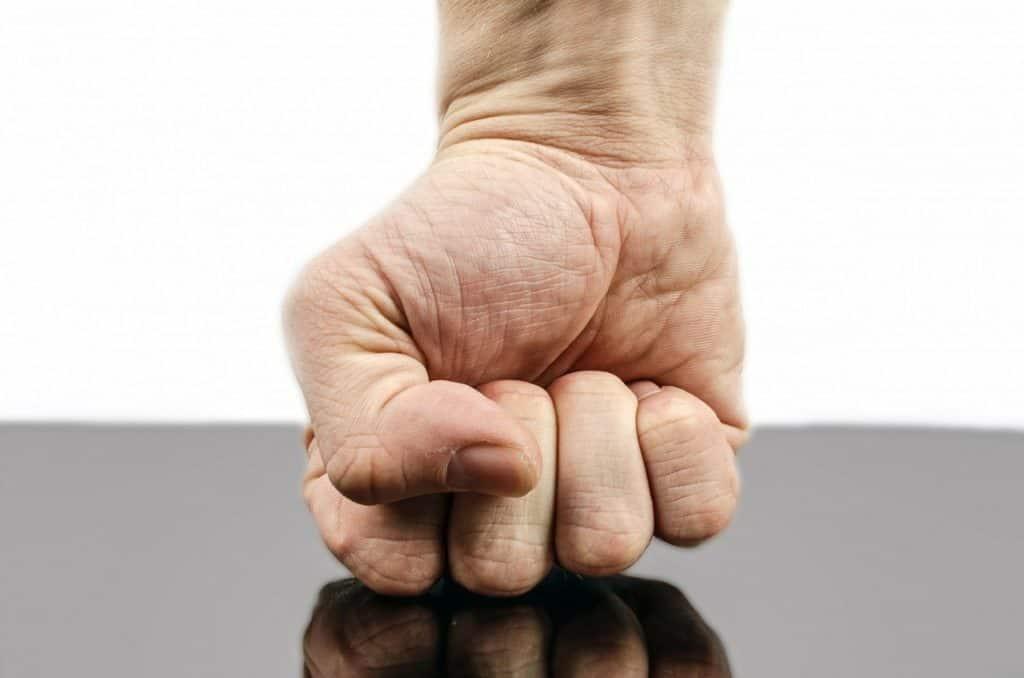 Hand Conditioning Martial Arts